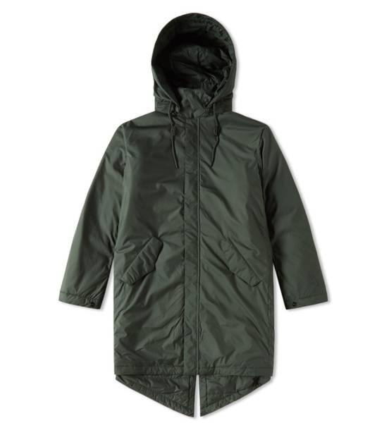 Nikelab insulated jacket outdoor green size M - photo 4/5