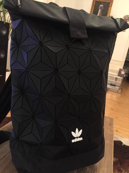 2d40b43e4c55 ... france adidas x issey miyake 3d mesh roll up backpack 1096158 from  christian paeuler at klekt