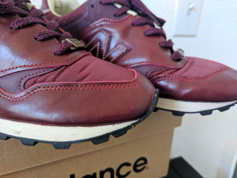 New Balance 577TLR Test Match Pack Reshaped - photo 4/7
