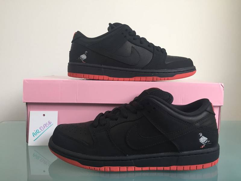 Nike SB Dunk Low US6.5 Staple 'Black Pigeon' - photo 2/8