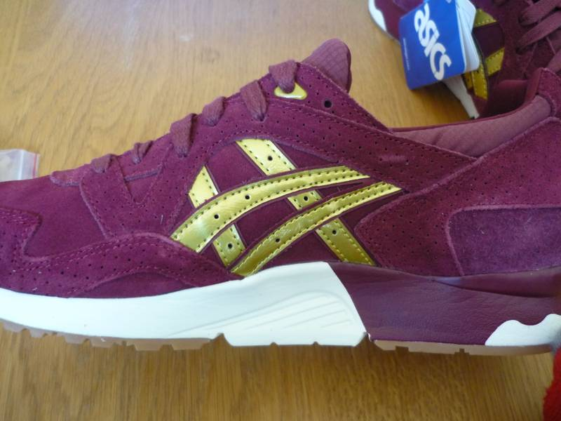 "Asics Gel Lyte V x Sneakerness ""Passport"" - EU 43,5/ US 9,5 - photo 6/8"