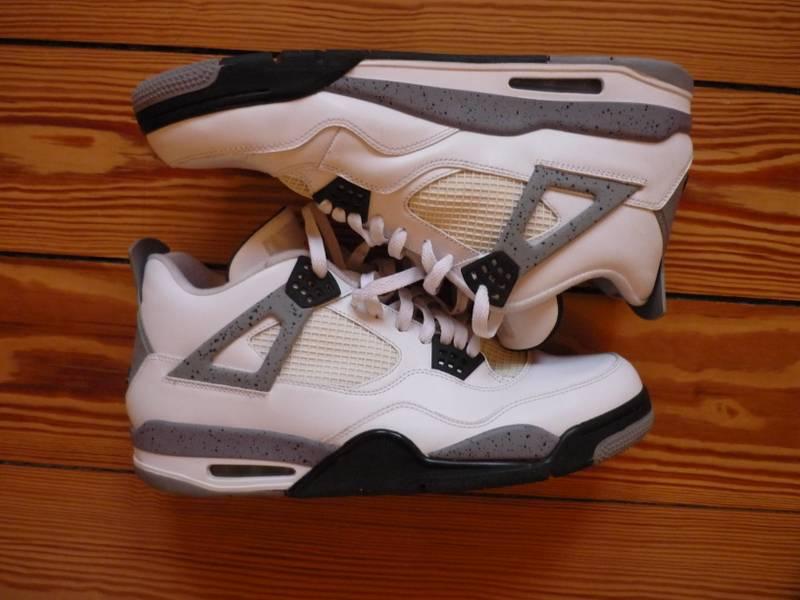 Jordan 4 Cement - photo 2/6