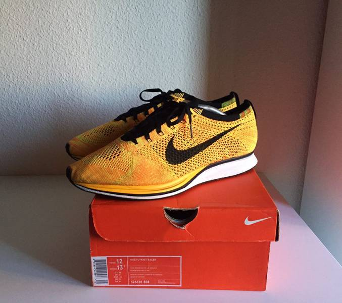 be7b15d064f2 ... nike flyknit racer cheetos photo 3 6 .