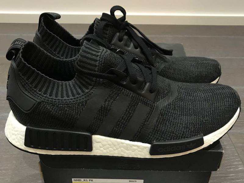 6bd62e6e4 adidas NMD R1 STLT Blue CG2388 FastSole.co.uk