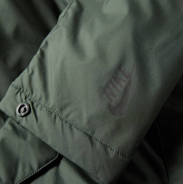 Nikelab insulated jacket outdoor green size M - photo 3/5