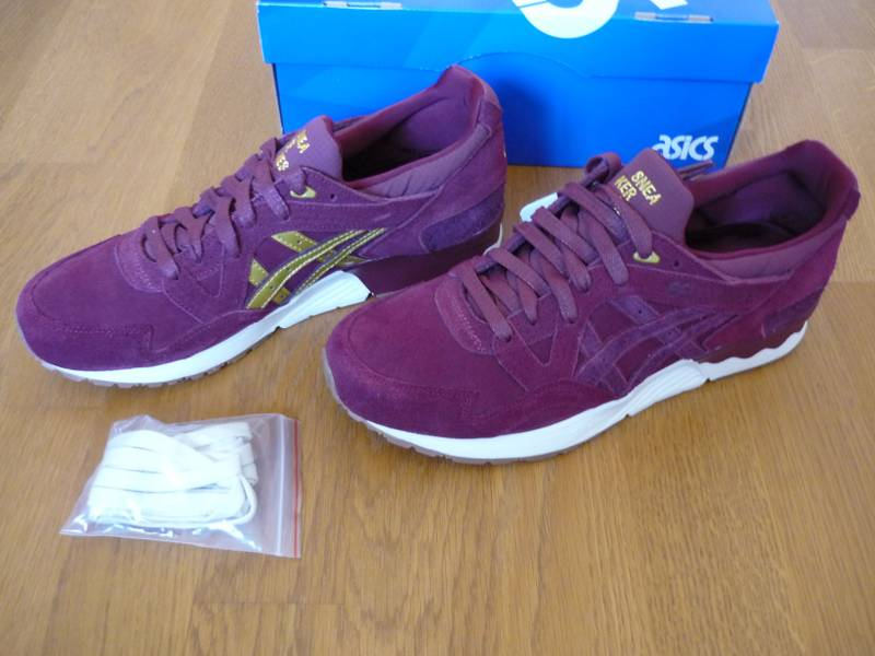 "Asics Gel Lyte V x Sneakerness ""Passport"" - EU 43,5/ US 9,5 - photo 1/8"