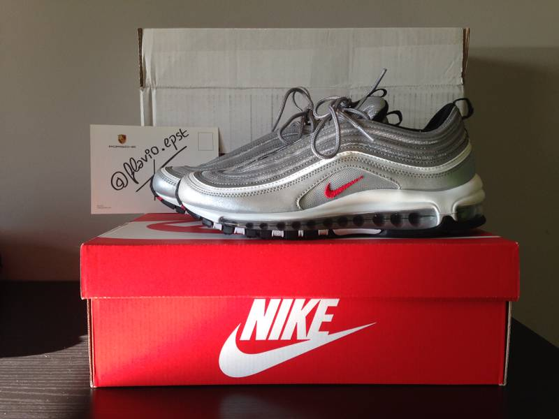 Nike Air Max 97 OG QS - photo 1/7