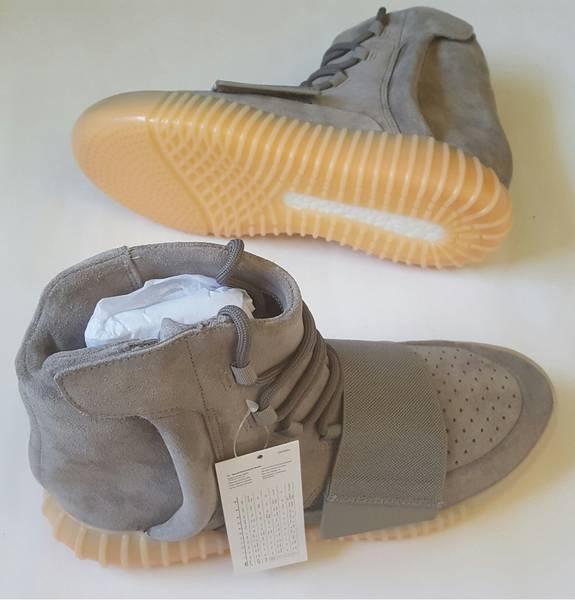 Adidas Yeezy Boost 750 Light Grey Gum - photo 2/5