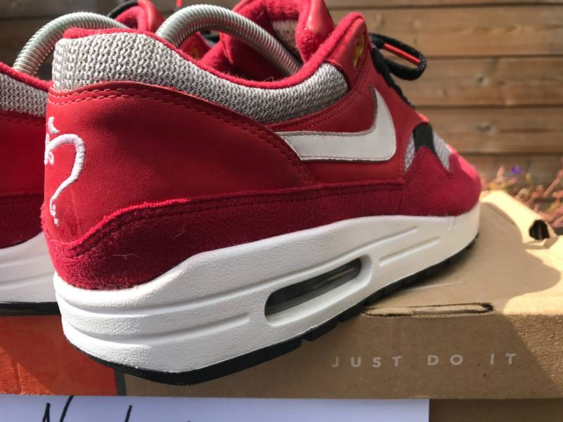premium selection acc7d 40604 US 10 Nike Air Max 1 Urawa Dragon - photo 57 .