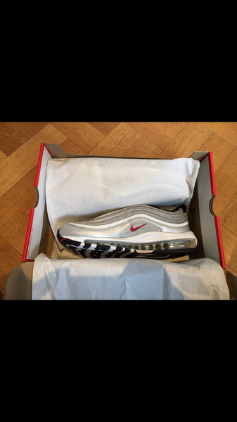 Nike Air Max 97 OG QS 'Silver Bullet' - photo 4/5
