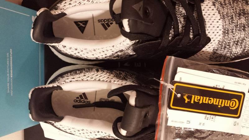 Adidas Ultra Boost Sneakersnstuff SNS X Social Status UK 6 / US 6.5 - photo 5/6