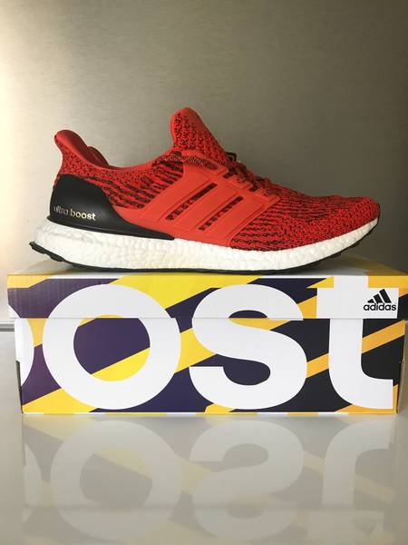 Adidas Ultra Boost 3.0 (White) End