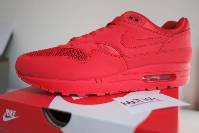 newest 74605 22c00 ... Nike Air Max 1 Premium University Red Tonal Pack - Atmos Exclusive US  10.5 EU 44.5 ltstronggtNikeltstronggt ...
