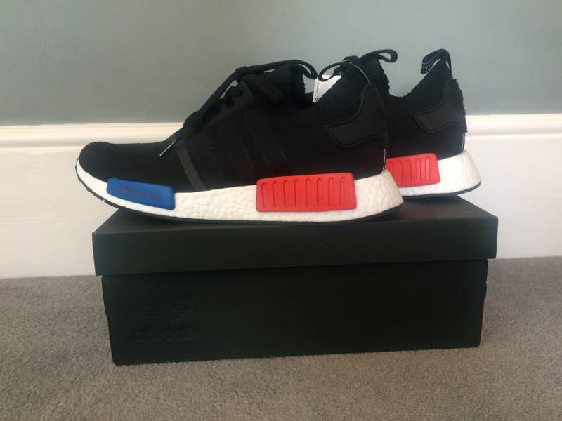 NMD R1 PK No signal / Static BW1126 Real Review Video