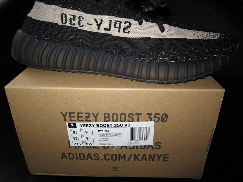 Core Black Yeezy Boost 350 V2 (BY1604) Releases 17th December