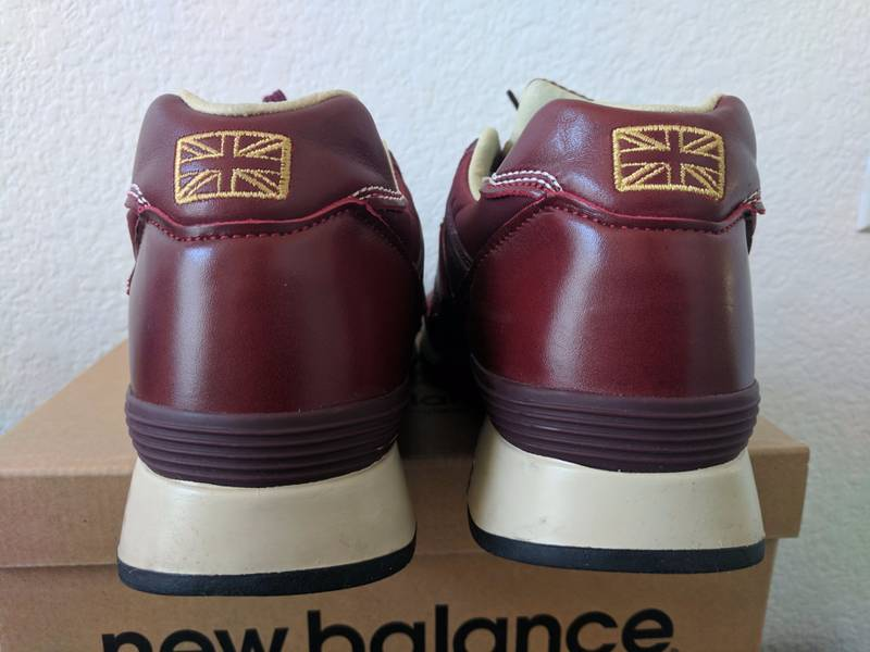 New Balance 577TLR Test Match Pack Reshaped - photo 6/7