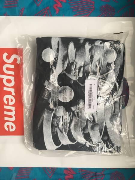 Supreme x Escher collage t-shirt black size m bogo / logo tee - photo 1/6