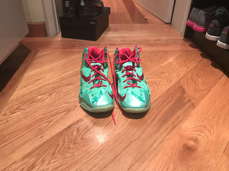 2 pairs of Lebron XI - photo 5/6