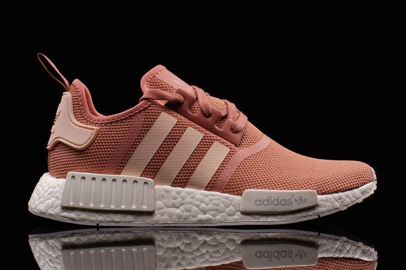 adidas shoes nmd grey and pink. adidas nmd r1 pink grey with receipt - photo 5/5 shoes nmd and
