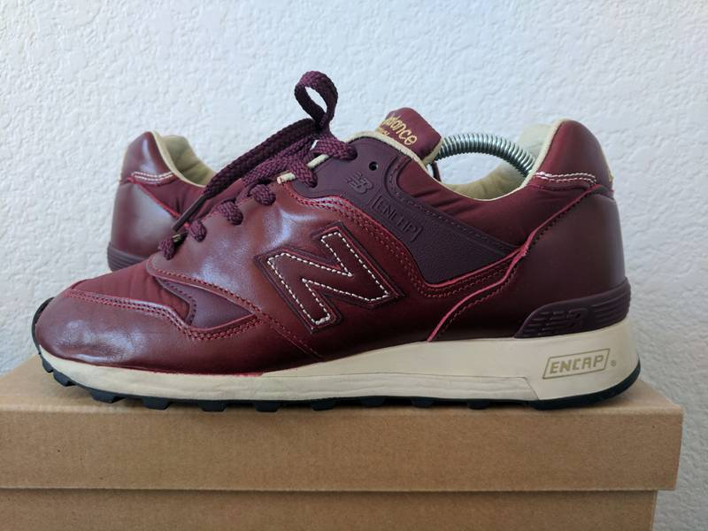 New Balance 577TLR Test Match Pack Reshaped - photo 2/7