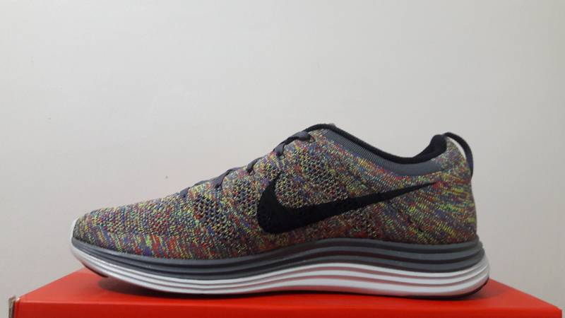 Buy Nike Flyknit Lunar 1 Orange VCFA