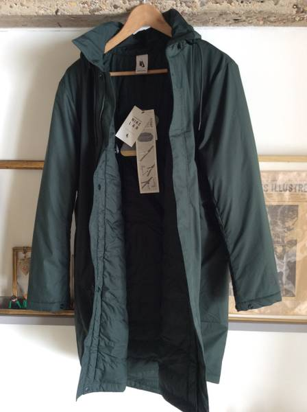 Nikelab insulated jacket outdoor green size M - photo 2/5