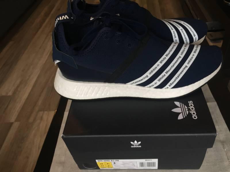 Adidas Originals adidas Originals NMD_R 2 Sneakers In Green BA 7198