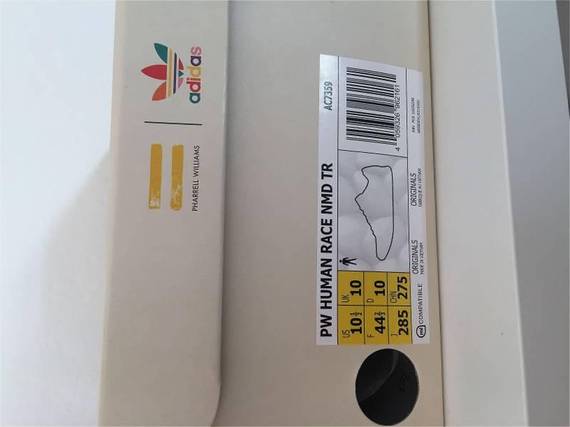 b760c12ed5b67 Adidas X Pharrell Williams NMD Human Race Originals Trail Green