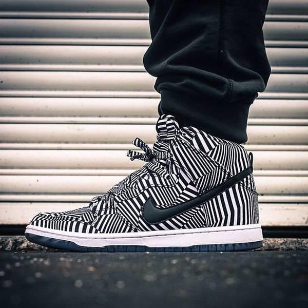 huge discount f171b 99494 nike dunk zebra
