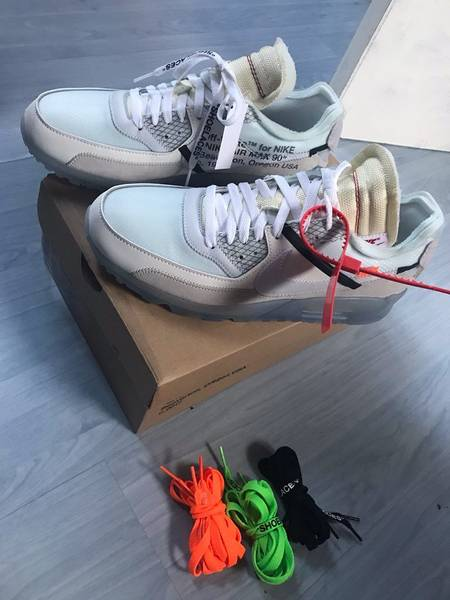 Nike x Off White Air Max 90 Virgil 'The 10' - photo 2/8