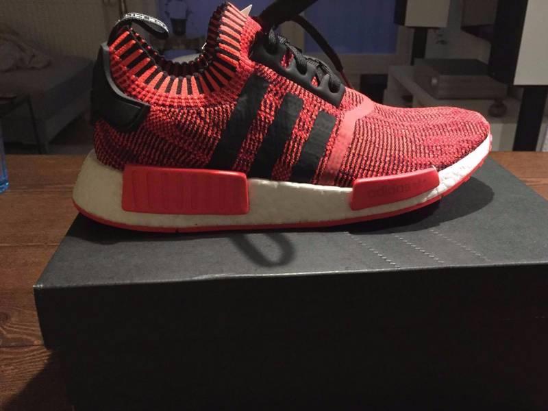 f08f269195a9 ... Adidas NMD R1 Primeknit Red Apple 2.0 900 pairs - photo 35 ...
