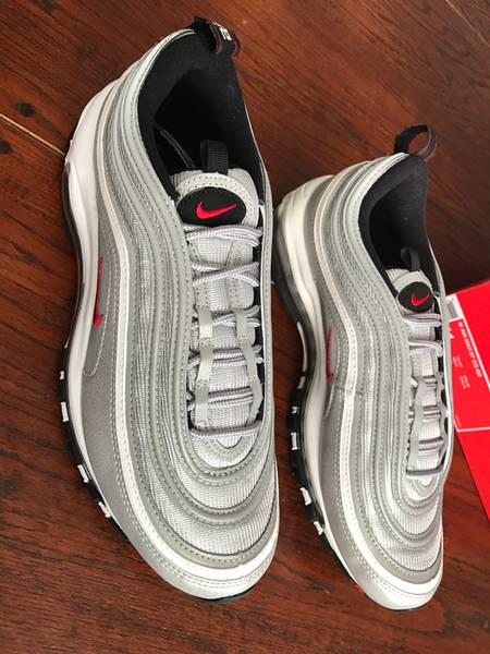 Cheap Nike Air Max 97 OG Women's Black/Black Womens Bluewater