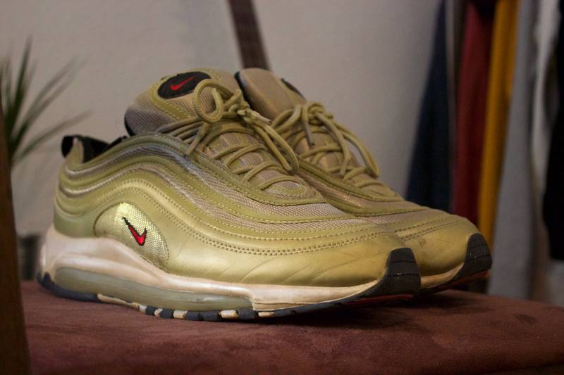 f2965cc865 ... order nike air max 97 cr7 golden patchwork release date. nike a518b  34819