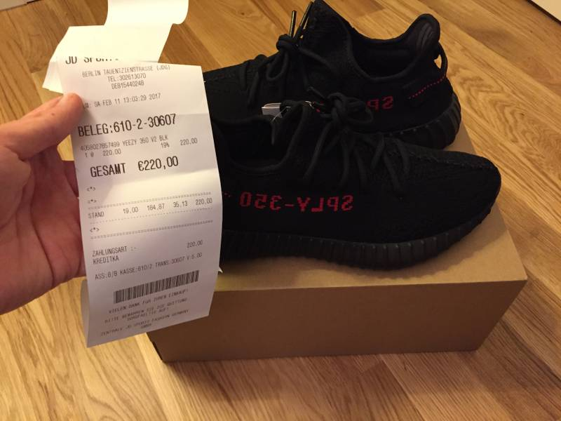 24b8cbd18f6 Authentic Yeezy 350 Boost V2 ג€œBlack Redג€ HD From Tofadkickz.cn