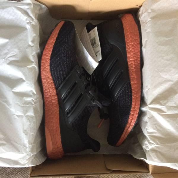 86ce83c0d ... get adidas ultra boost core 3.0 black tech rust metallic photo 2 5  a72a1 aa68a