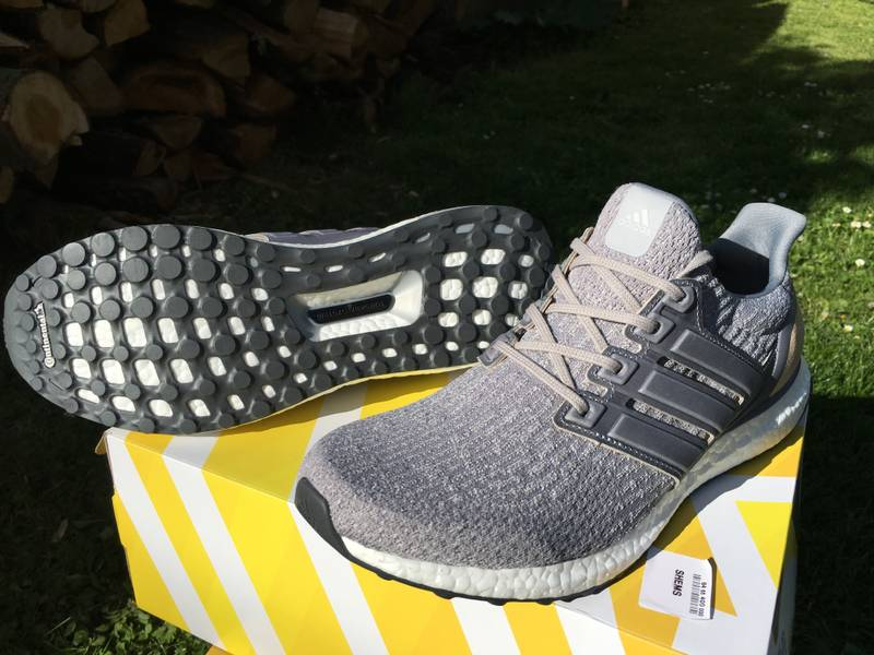 35fdae04a500c ... Adidas Ultra Boost 3.0 LTD - Grey Tan -  BB1092 - photo 2  ...