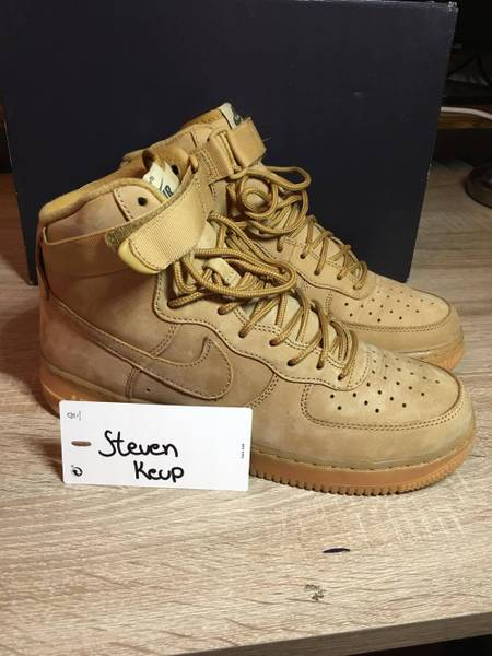 <strong>Nike</strong> <strong>Air</strong> Force 1 High 07 Flax in US 8.5 - photo 1/5
