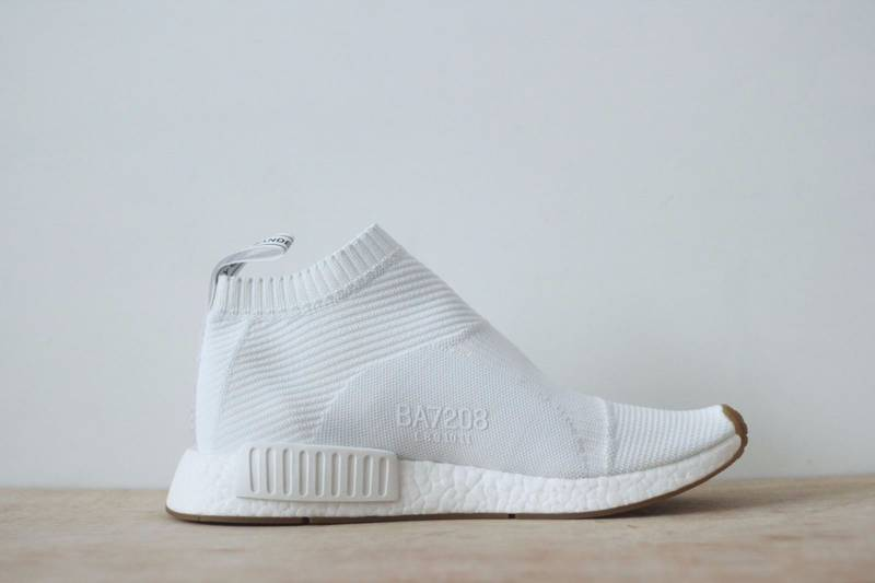 Solid Grey White Cheap Adidas NMD R1 Glitch Available Now Osloveien Bil