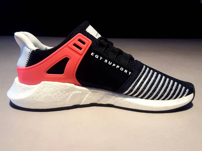 Athletic in Brand:adidas, Product Line:EQT, Color:Red