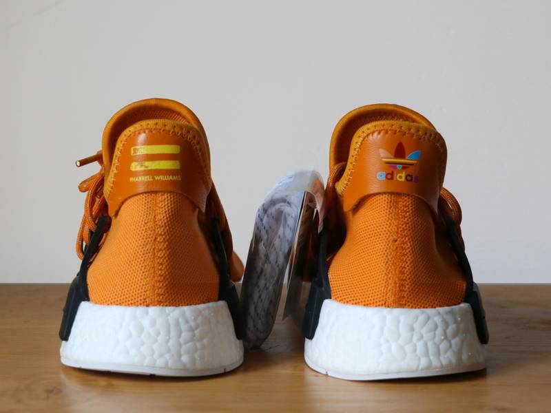 adidas PW Human Race NMD Yellow Black 19 Eminova NMD
