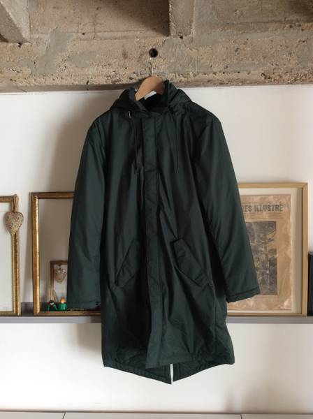 Nikelab insulated jacket outdoor green size M - photo 1/5