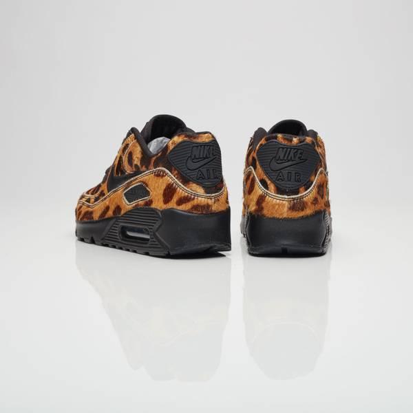 3122fe19fad8 ... 2828.5 Nike Wmns Air Max 90 LX leopard beast cheetah Animal 1 supreme  ...