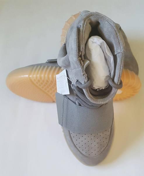 Adidas Yeezy Boost 750 Light Grey Gum - photo 3/5