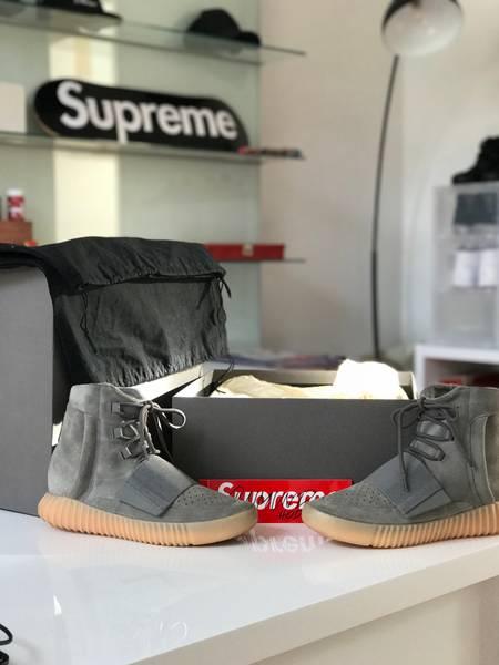 Adidas Yeezy 750 Grey Gum - photo 1/8
