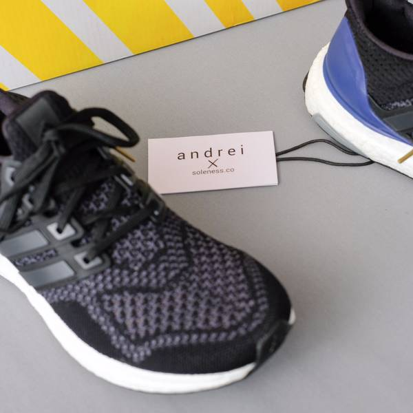 premium selection 3f725 82323 ... adidas ultra boost 1.0 og black purple gold photo 5 6