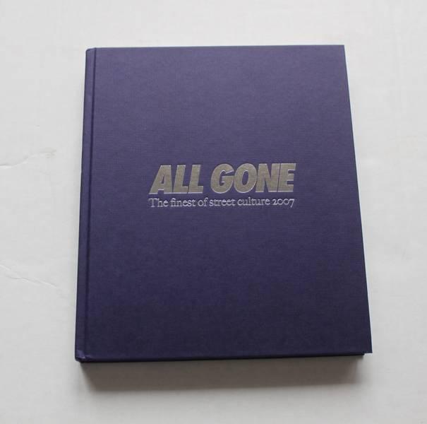All Gone 2007 Book Colette La MJC Supreme Kaws - photo 1/5