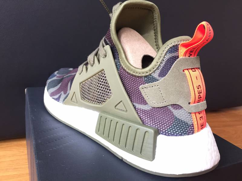 adidas NMD XR1 Blue Striped Primeknit hot sale www