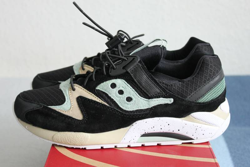 05edd982a445 ... Saucony Grid 9000 Bushwacker x Sneaker Freaker - photo 36 ...