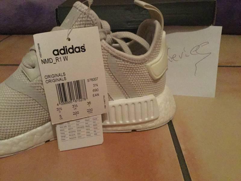 the latest 3a157 b5b32 Adidas NMD R1