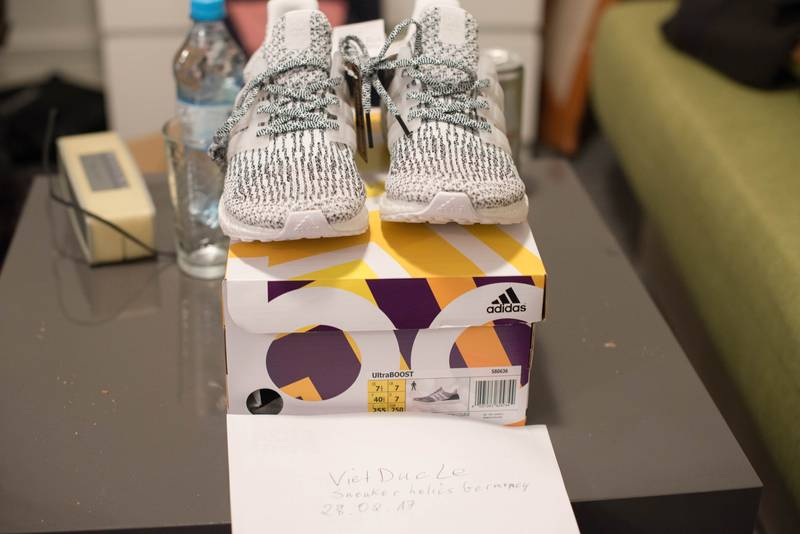 Adidas Ultra Boost 3.0 Zebra 2017 (by airmax 1189) Stuff to Buy